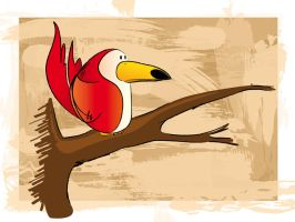 toucan vector by thenata