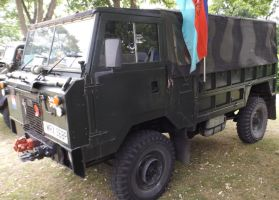 Land Rover 101 Forward Control 2 by Dan-S-T