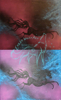 Cass Ole Space Paints by EmberWolfsArt