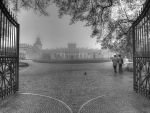 Palace in the mist by HeretyczkaA