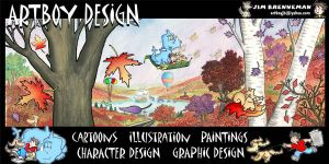 Blog Header by ArtboyDesign