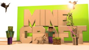MINECRAFT!! by kratFOZ