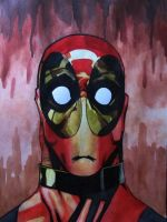 deadpool by dorets