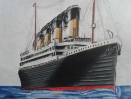 Titanic The Ship Of Dreams by PsPuNkS