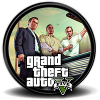 Grand Theft Auto (GTA) V - Icon by Blagoicons