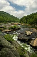 Tygart River by TimLaSure