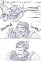 Shurima Sucks by KittyConQueso