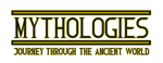 Mythologies:Journey Through The Ancient World Logo by VoltageStudios