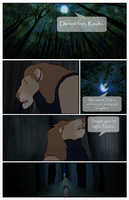 Lion Heart- Chapter 1 Page 6 by Artzipants