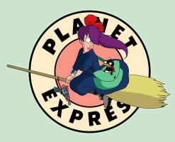 Leela's Delivery Service by tanyopo