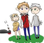 The Dixon Family by WonderTroll