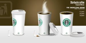 Starbucks coffee Icon by milo13200