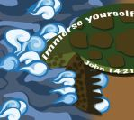Immerse Yourself- Turtle by arien87