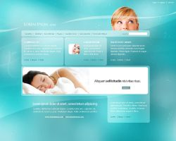 Web Template 13 by IkeGFX