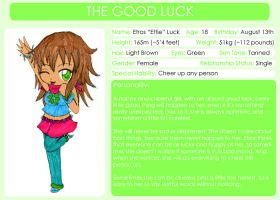 Character Sheet: The Good Luck by Ask-YOURStalker
