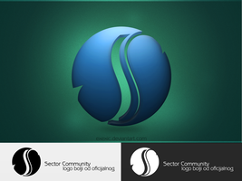 Sector Community Logo by ExExic