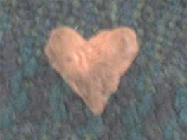 someone stepped over a heart by Matt79