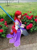 Fairy Tail - Erza Scarlet by LiveDecadence
