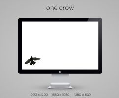 one crow by oceanbased