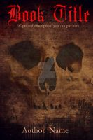 Book Cover Available- skull by Aeternum-designs