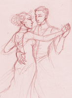 Moar Dancing :NonCampaign: by kiffyplaysdnd