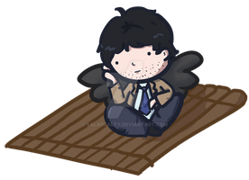 SPN: cas on a raft by saladsalty
