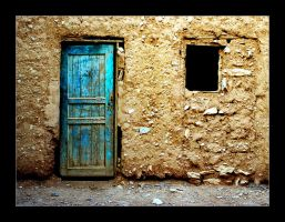 Door - Window II by waleed-DP