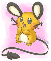 ONE MORE DEDENNE by Eevie-chu