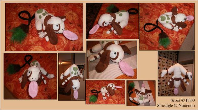 BSC - Plushie Scoot by Gomis