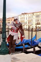 Ezio in Venice by 14th-division