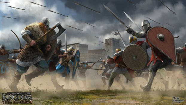Clashing Kings by EthicallyChallenged