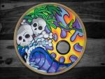 Drum Skin by shoredumpart