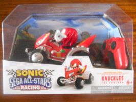 SaSASR Knuckles RC Quad by BoomSonic514
