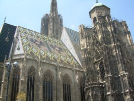 St. Stephan's Cathedral by jesussuperstar