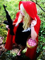Little Red by douzocosplay