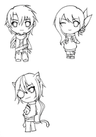 LO4S Chibi 5 by ThienHoaLinh00
