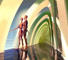 The-new-World by goor