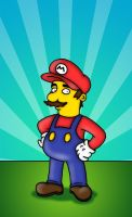 Mario by orl-graphics