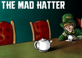 DDF2013 - Day 7: The Mad Hatter by BloodySamoan