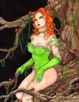 Poison Ivy by ChrisOzFulton