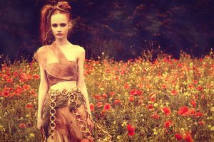 Coquelicot by sesharin