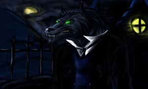 WoW - Worgen by aleramicci