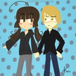 35. Hold My Hand by aguzzla22