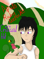 Critical Hit Nuzlocke Cover by asahiazumane