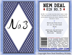 Gin Label by Lijj
