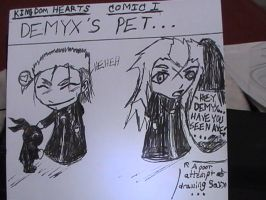 Demyx's Pet-Panel 1 by Goth-Angel-13