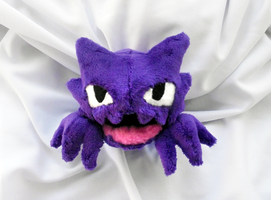 Haunter Pokedoll by xSystem