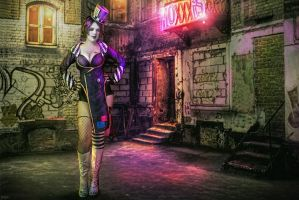 Mad Moxxi Borderlands by JMJ83