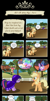 MLP: FIM - Without Magic - Part 5 by PerfectBlue97