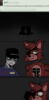 AMaF: Foxy question #53 by The-Star-Hunter